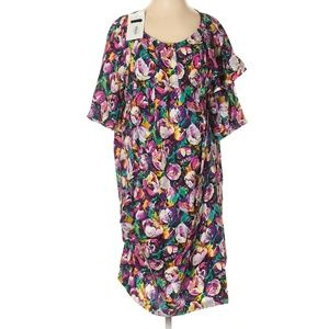 Thakoon Floral Print Casual Dress